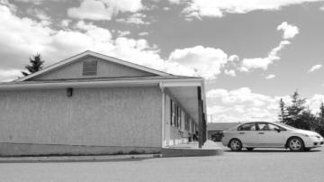 Motel Promo image bw