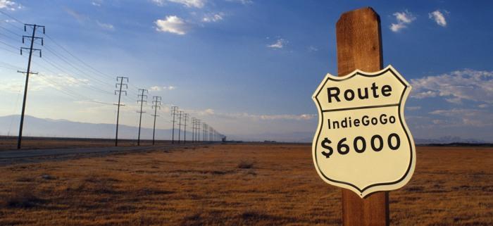 Route-66 indiegogo